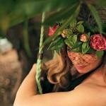 Camellia Birdcage 1002