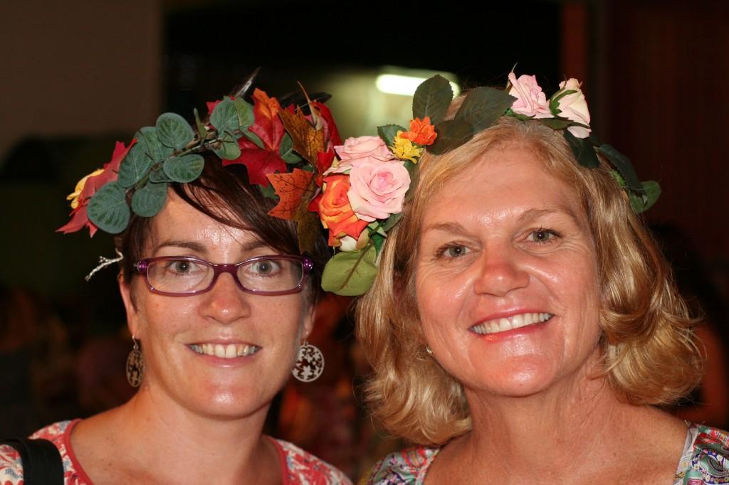 June & Maria at Miami Marketta