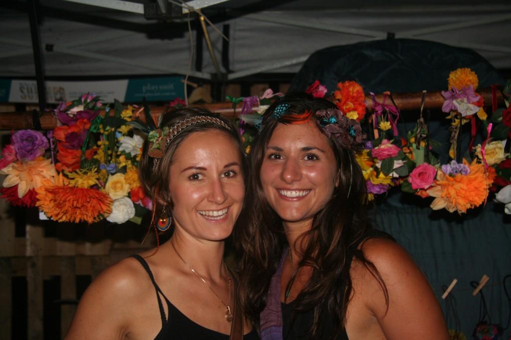 New headpieces at Miami Marketta, November 2013